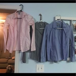 H&M button down bundle!